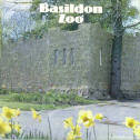 Basildon Zoo Guide 1980 - Wall surrounding the Zoo