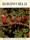 Birdworld 1971 - Scarlet Macaws & Blue and Gold Macaws