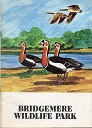 Bridgemere Wildlife Park Guide 1975 - Red breasted and Canada geese