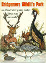 Bridgemere Wildlife Park Guide 1976 - Fallow Deer, Common Teal, Heron, Red Squirrel and African Crowned Crane