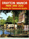 Drayton Manor Park Zoo Guide 1985 - Scene from the Theme Park.