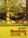 Howletts Wild Animal Park Guide 1978 - Axis deer and blackbuck