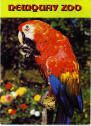 Newquay Zoo Guide 1984 - Scarlet Macaw