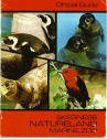 Skegness Natureland Marine Zoo Guide 1980 - Common Seals, Jackass Penguins and Scarlet Tanager.